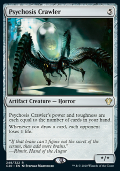 Psychosis Crawler